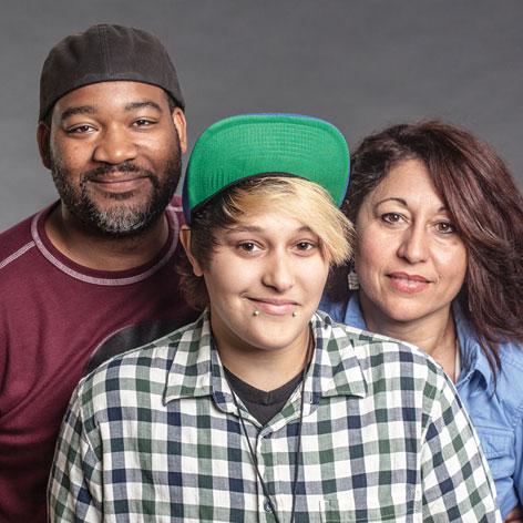Amy, Khary & Eli