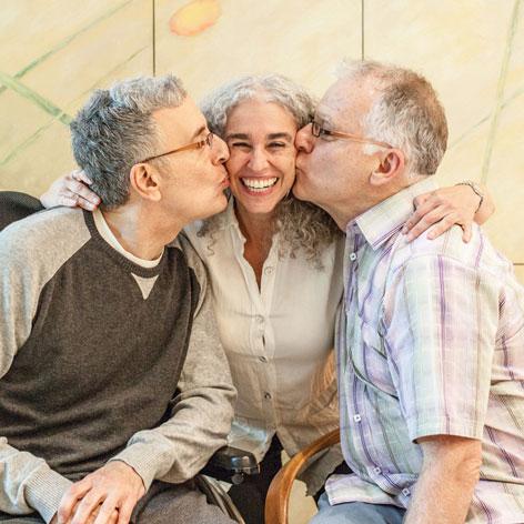 Jan, Gary & Paul