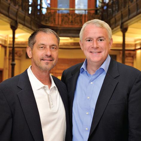 Mayor Barrett & Leonard