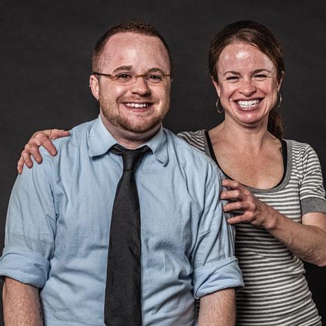Kathryn & Colin