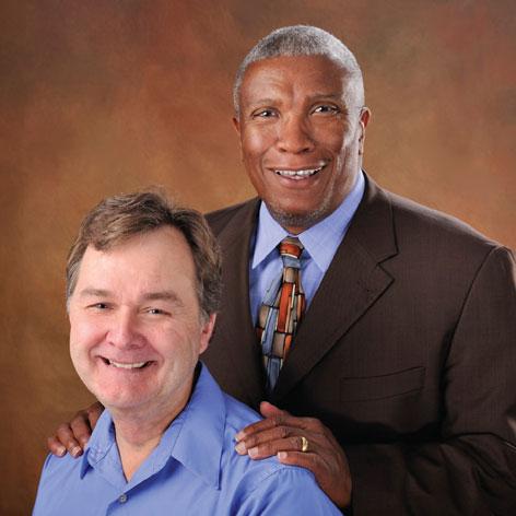Pastor Wheeler & Brian