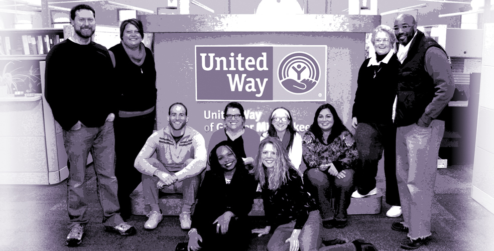 united way,12x6purple